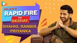 """I'll Ask Akshay Kumar all the SECRETS Of What He has…"":Arjan Bajwa | Rapid Fire | Kabir Singh"