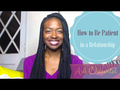 Christian Relationship Goals - How to Be Patient for Marriage in a Relationship