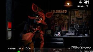 (This took me 5 hours to DO!!)Five Nights at Freddy