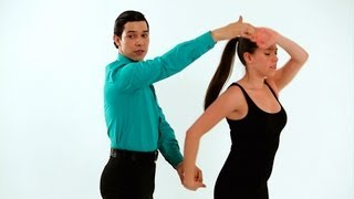 How to Do the Colocho | Merengue Dance