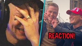 REAKTION auf Leon Machere's HydroHype PRANK! 😂 MontanaBlack Reaktion