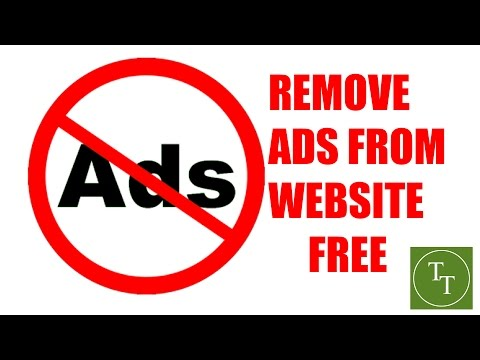 How to Block/Remove (Ads) Advertisements from All Browsers? Chrome