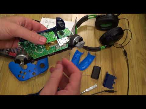 How to Replace a Faulty Headphone Jack on a Xbox One Controller