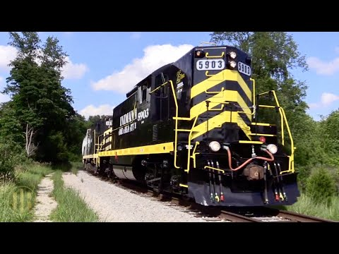 Indiana Northeastern Railroad: The Return of The '03