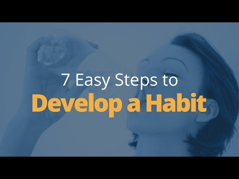 How to Develop a Habit in 7 Steps | Brian Tracy