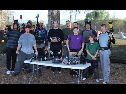 Comprehensive Paintball Team Joining Video - Sponsorship, tryouts, joining, finding teams etc