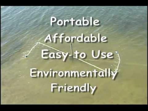 BeachGroomer Lake Shore Weed Control System