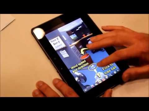 BlackBerry PlayBook Running Android Ice Cream Sandwich 4.0