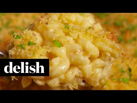 Three Cheese Mac   Delish