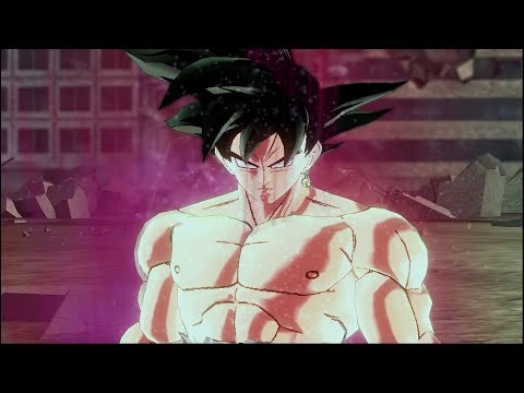#6 Imperfect Ultra Instinct Rosé ( Dragon Ball Z: Future Parallel World ) -DBXV2