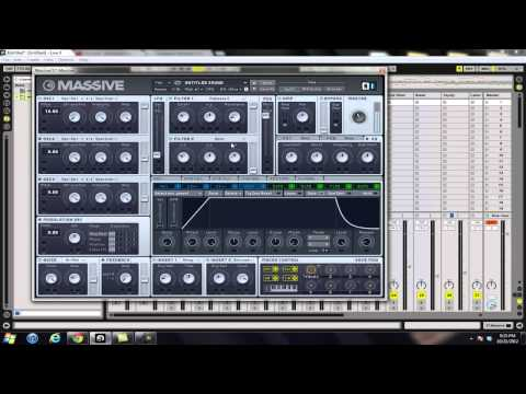 NI Massive Tutorial: Chiptune Synth (FREE DOWNLOAD)