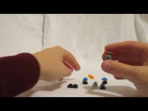LEGO Transformers #8 - Ravage