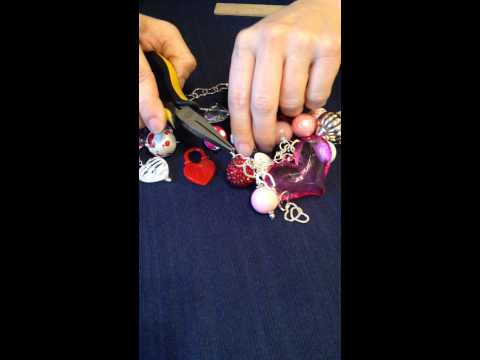 How To Create A Charm Bracelet Or Necklace