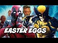 Download  Deadpool 2 TOP 50 Easter Eggs - Infinity War Jokes and References Explained MP3,3GP,MP4