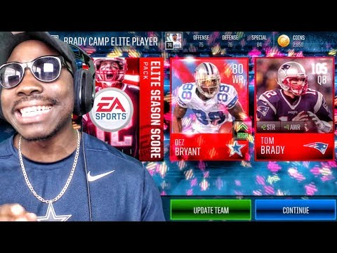 ALREADY PULLING ELITES ON MADDEN MOBILE 18! Intro & Pack Opening Ep. 1