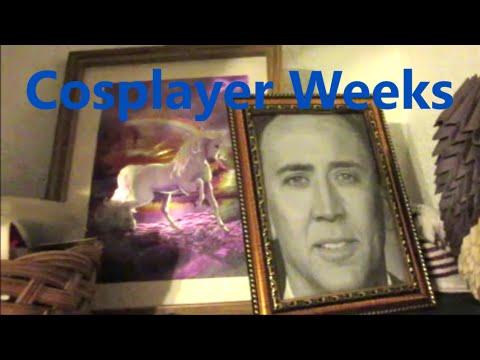 Cosplayer Weeks! Surprise Nic Cage! (week 128)