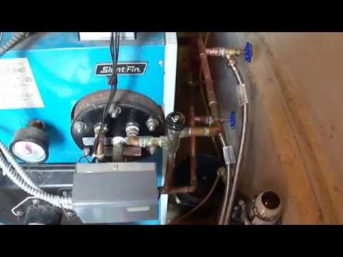 Oil Gas Hot Water Coil 973-777-2932 Cleaning & Tune-up Service