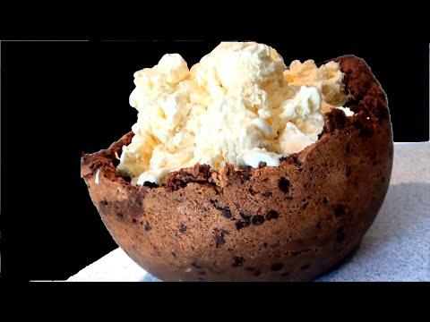 Massive Cookie Bowl w/ Ice Cream (23,000+ Cals) | Matt Stonie