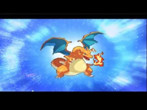 Pokemon Conquest English: Charmeleon Evolve!