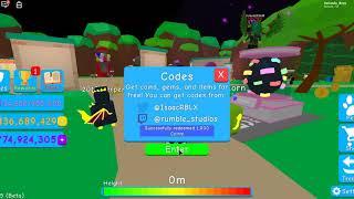 bubble+gum+simulator+update+16+codes Videos - 9tube tv