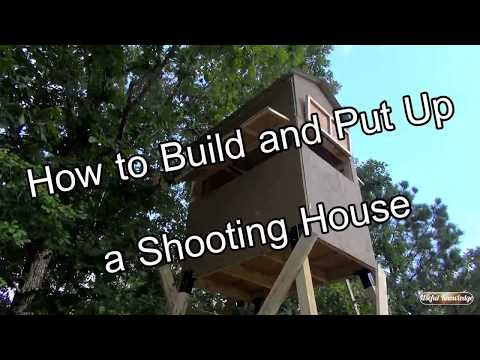 Shooting House for Deer Hunting | Useful Knowledge