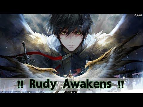 Seven Knights][KR] Rudy Awakened แสงสว่างที่จมสู่ความมืดมิด