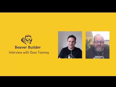 Beaver Builder Interview #8 - Dave Toomey from solopowered.com