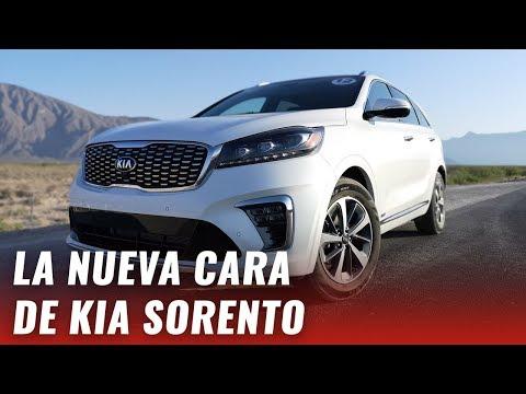 KIA Sorento 2019: Prueba de manejo desde Coahuila