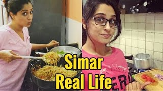 Real Life of Simar from sasural simar ka Latest episode , 31 july 2017