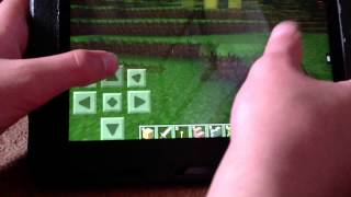 How To Make A Nether Portal On Minecraft Pocket Edition