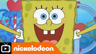 SpongeBob SquarePants | 'I Can't Keep My Eyes Off Of You' Song | Nickelodeon UK