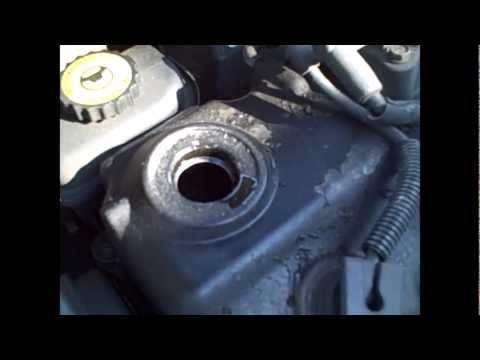 how to change your cars oil