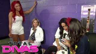 Eva Marie confronts The Bellas after Brie