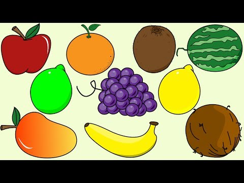 The Fruit Song