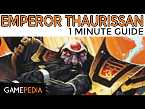 Hearthstone: Heroic Emperor Thaurissan - 1 Minute Guide - Gamepedia