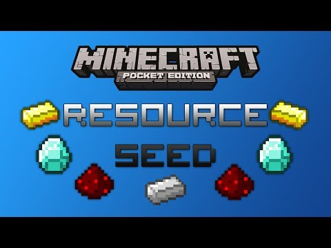 Loaded Resource Seed - Minecraft Pocket Edition