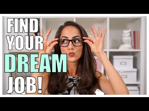The Secret To Getting Your Dream Job | Study With Jess |