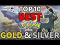 Top 10 Best Pokémon for Gold and Silver (Strongest Pokemon for Johto)