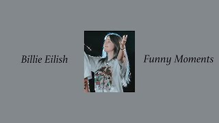Billie Eilish | Funny Moments