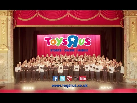 toys r us christmas advert 2016 its a magical place