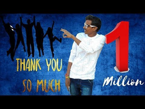 1 Million Sikhe All In Hindi Family Members ( Subscribers) Thank You So Much❤