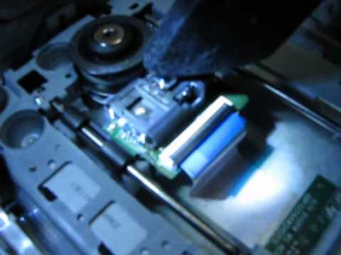 how to clean your cd rom