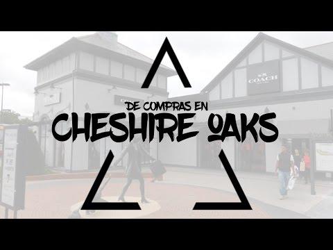 De compras en el centro comercial Cheshire Oaks | vlog #27