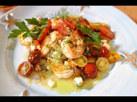 Best Garlic Shrimp Greek Style  in 30 minutes