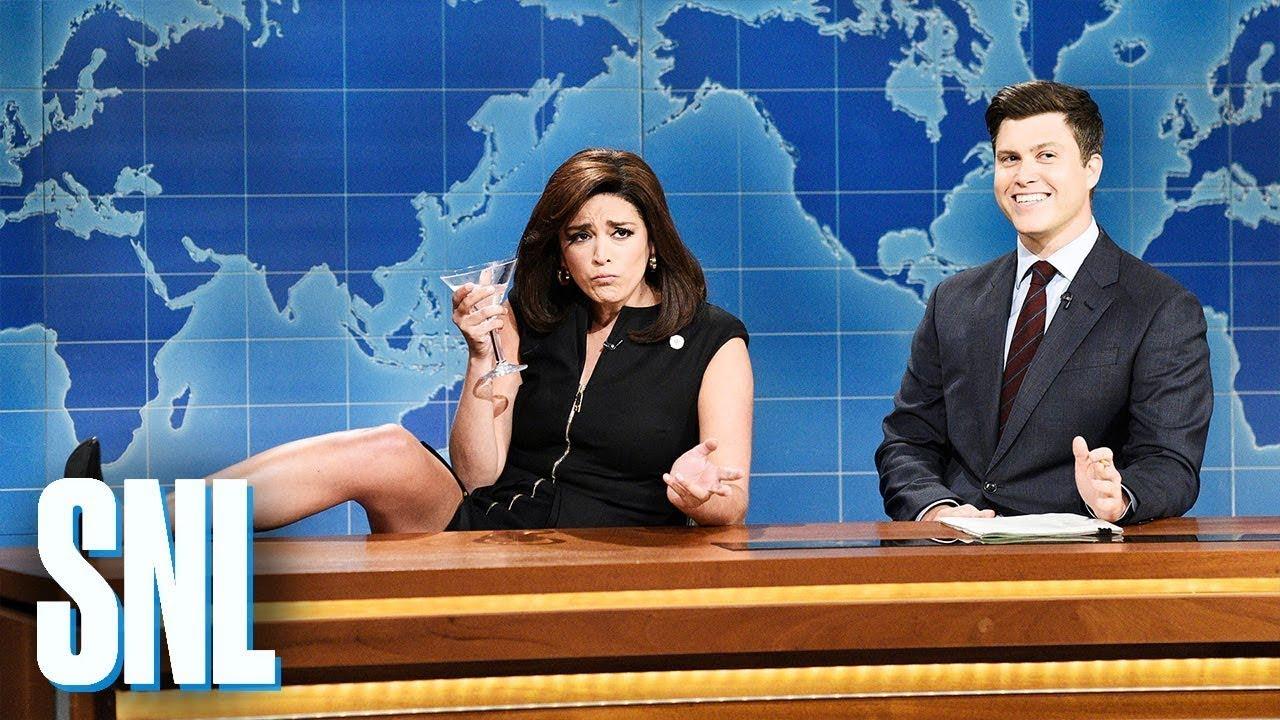 Weekend Update: Jeanine Pirro on Her Fox News Suspension - SNL