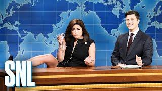 Download Weekend Update: Jeanine Pirro on Her Fox News Suspension - SNL Video