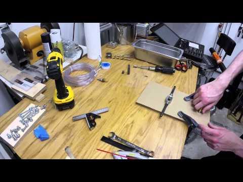 DIY Vacuum Chamber 2