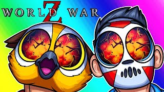 World War Z Funny Moments - BETTER Than Left 4 Dead?!