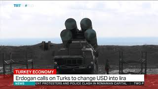 Turkey and the US at odds