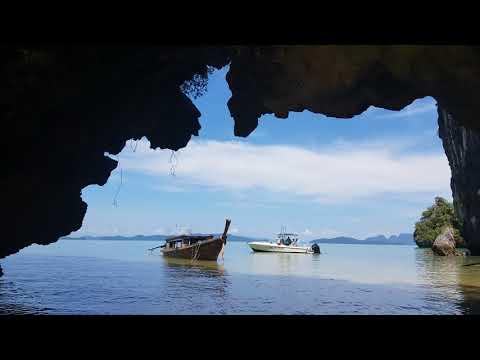 Lau roi island koh yao noi Thailand